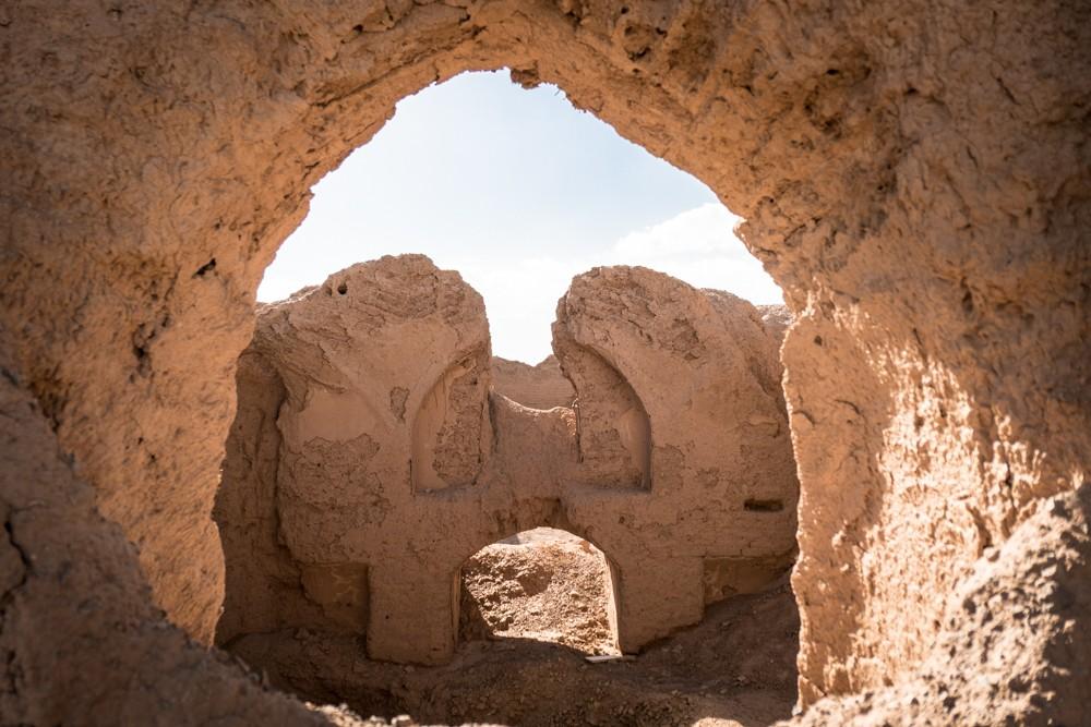 Iran ruins